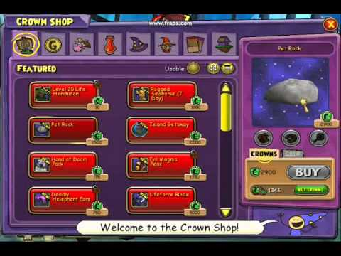 Fire | Wizard101 Crowns Hack - Part 2