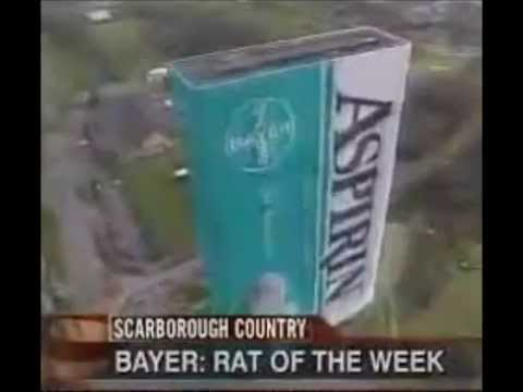 Bayer gave thousands of people HIV/AIDS