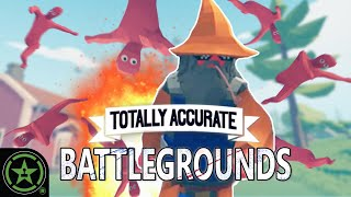 You Shall Not GET GOT - Totally Accurate Battlegrounds