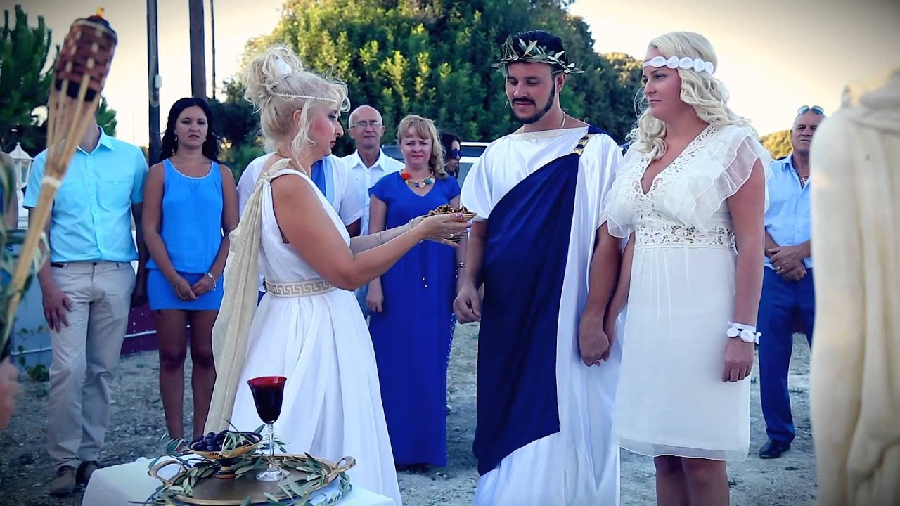 marriage and ancient greek culture Aspects of culture at accepted in ancient greek culture, and paul's denunciation of them in i corinthians 6 went against the grain of greek mores marriage.