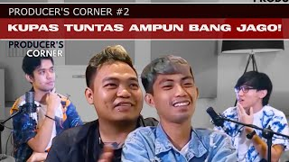 Download Producer's Corner 2: Di Balik Viralnya Lagu AMPUN BANG JAGO (Tian Storm & Everslkr)