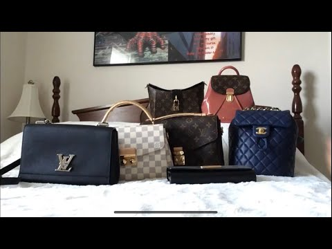 d2323bad3b05 WIMB Comparison Louis Vuitton NEW WAVE PM & Chanel Mini Flap ...