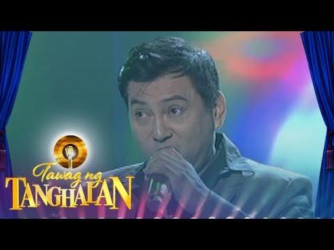 Tawag ng Tanghalan: Rico Garcia | Kahit Maputi Na Ang Buhok Ko (Day 1 Semifinals)