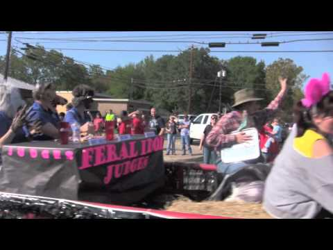 2011 Hogfest Parade  - Ben Wheeler, TX