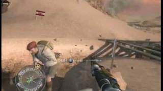 Call of Duty 2: Mission 10 - Operation Supercharge