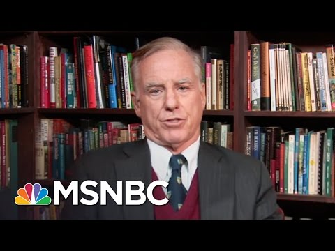 Howard Dean Drops Out Of Running For DNC Chair | MSNBC
