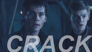 THE SCORCH TRIALS; crack