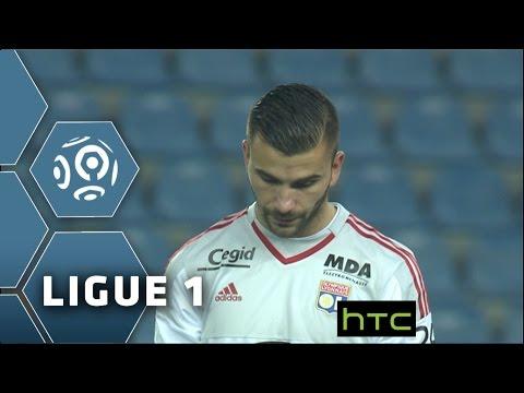 SC Bastia - Olympique Lyonnais (1-0)  - Résumé - (SCB - OL) / 2015-16