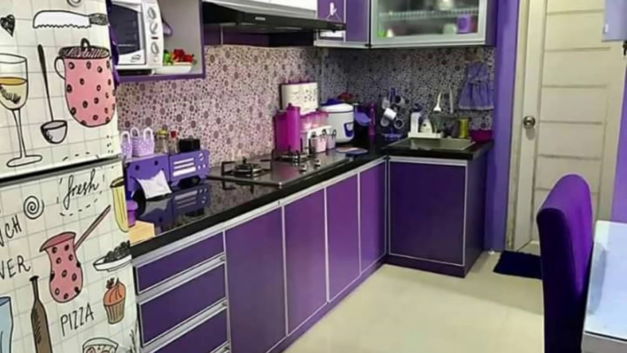 5 DESAIN DAPUR MINIMALIS TERBARU 5 - YouTube