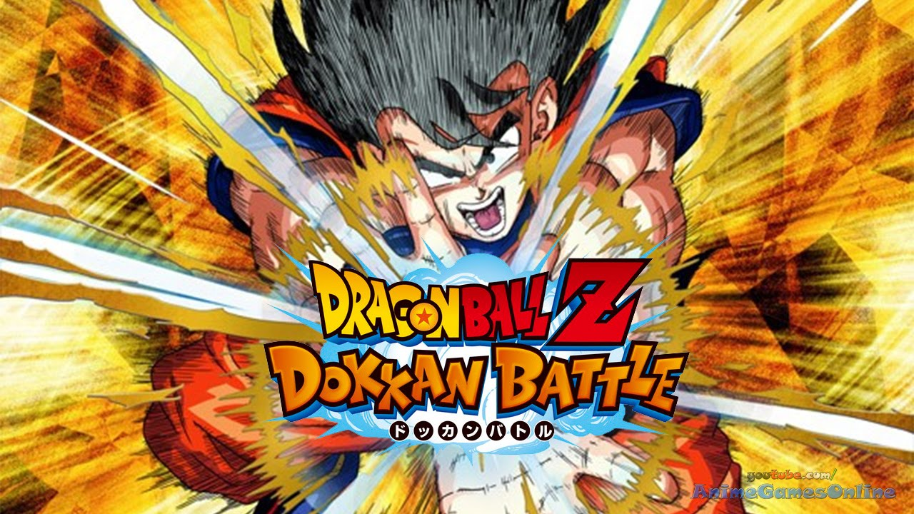 Dragon ball z dokkan battle youtube for Chambre dragon ball z