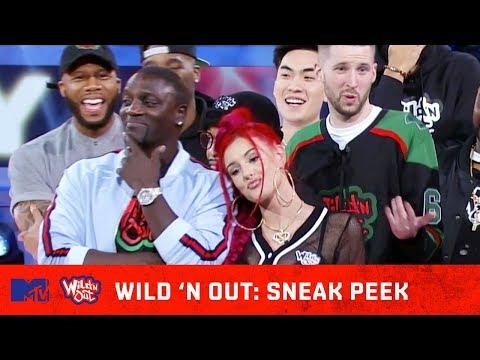 Akon, Jimmy O. Yang & MORE Bring the Heat 🔥 Sneak Peek | Wild 'N Out