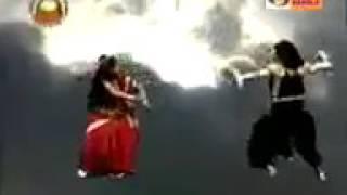 Aprajita addo as a durga / mahalaya 1