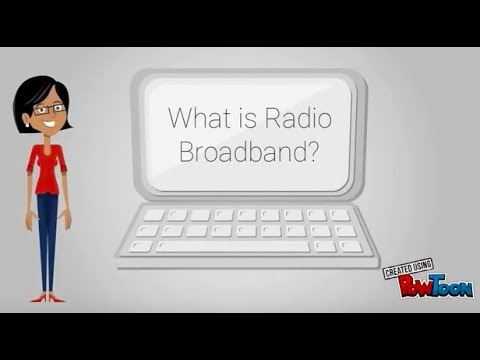 What is Radio Broadband?