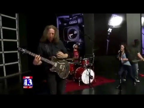 Penrose - Light it Up - Live on Fox 13
