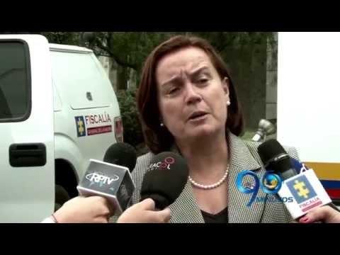 Unión Europea entrega vehículos de apoyo al CTI en Colombia