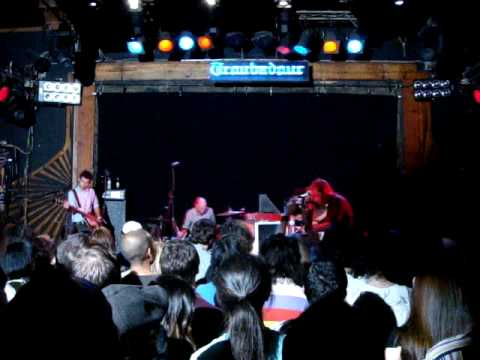 White Rabbits - Lionesse - Live @ The Troubadour