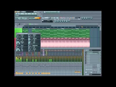 Dj Antoine vs Timati feat. Kalenna - Welcome to St. Tropez - FL Studio arrangement!!! flp