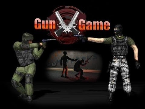How To Download And Install GunGame Mod For CS 1.6 Server