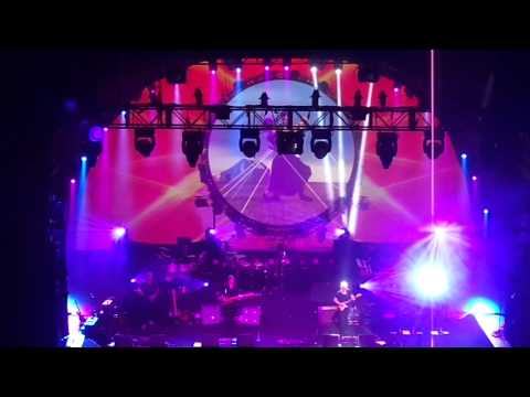 LIVE: Shine on you crazy diamond - Brit Floyd in Carre Theatre Amsterdam, 15-10-2013.