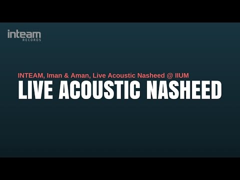 Inteam Ft. Edcoustic - Kau Ditakdirkan Untukku (Live in Concert) Mp3