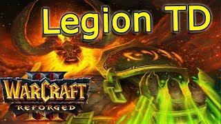 Warcraft Reforged Legion TD #26