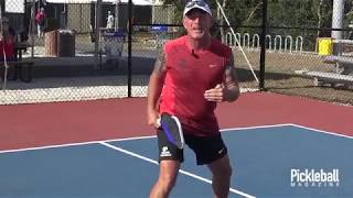 Pickleball Court Positioning: Taking Real Estate