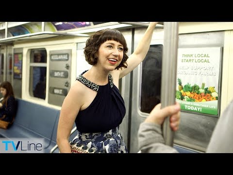 Tube Talk: Kristen Schaal Talks 'Bob's Burgers,' 'Last Man' on Train  TVLine