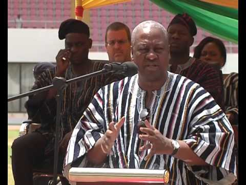 Let invest and expand Agriculture to create the needed Jobs-Prez Mahama 16