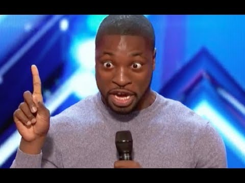 Thumbnail: Judges Want MORE From This Hilarious Comedian | Week 1 | America's Got Talent 2017