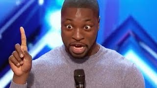 Judges Want MORE From This Hilarious Comedian | Week 1 | America's Got Talent 2017 thumbnail