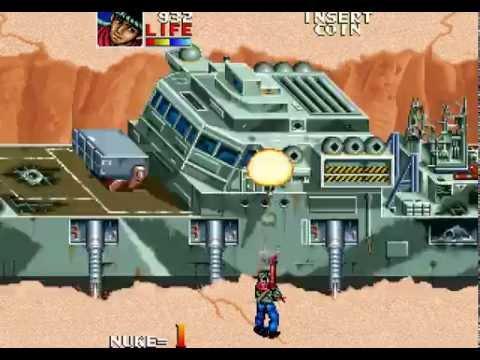 Arcade Longplay [468] Desert Assault