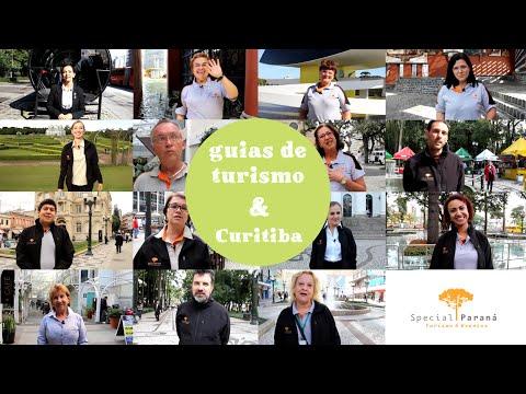 Guias de Turismo em Curitiba