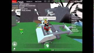 ROBLOX MESSAGE: GET RID OF HACKERS