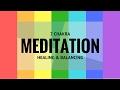 Guided mindfulness 7 chakra meditation. Chakra healing techniques & balancing  How to start meditate