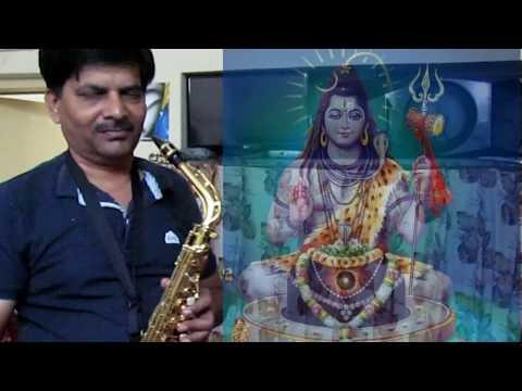 Bhole O Bhole  film Yarana Saxophone Cover Dr C B Savita