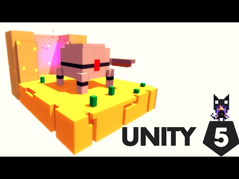 MagicaVoxel Timelapse - Nuclear Throne...