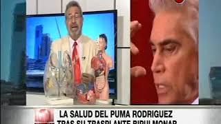 La salud del Puma José Luis Rodriguez