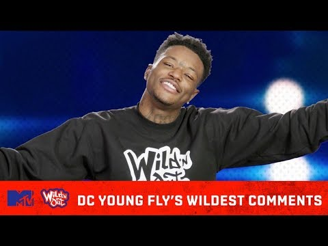 DC Young Fly's Fans Keep It 💯 | Wild 'N Out | #WildestComments