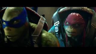 Трейлер к фильму «Подростки мутанты  Черепашки ниндзя 2» UA 2016