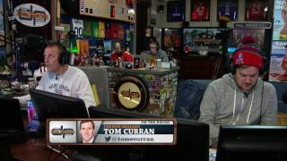 Tom Curran on The Dan Patrick Show (Full Interview) 2/6/17