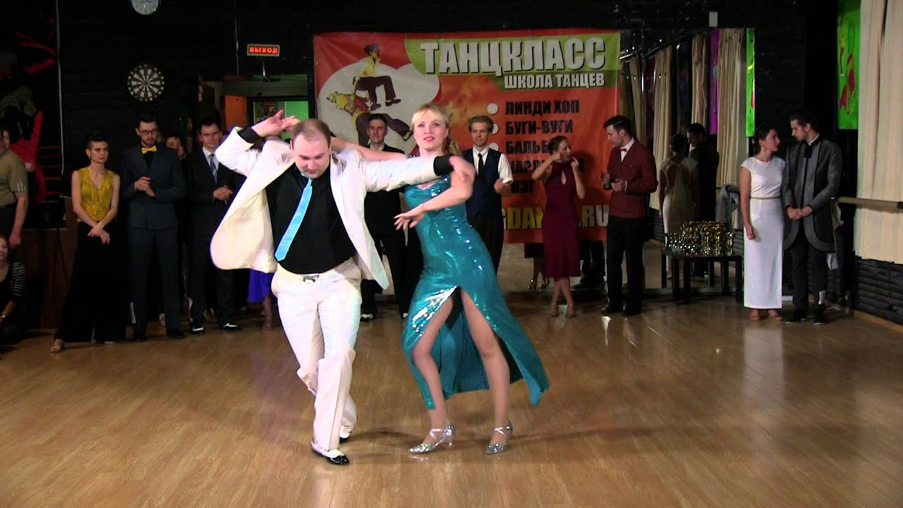 Евгений Андрианов & Инна Никитина — BW Main-Class Slow Finals at Sultans of Swing 2015