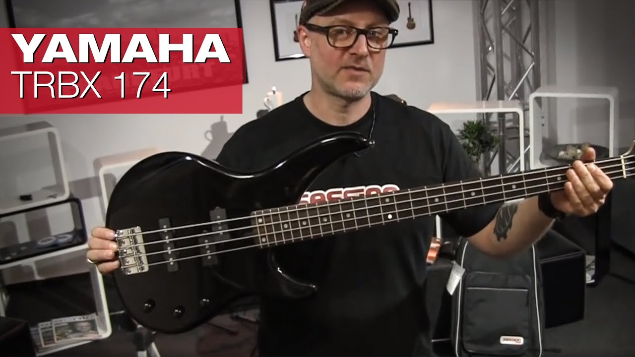 Yamaha TRBX-174 Black