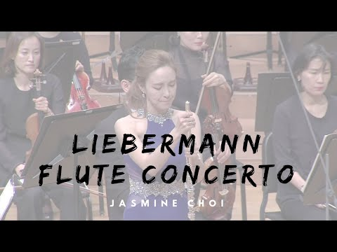 [Flute and Orchestra] Liebermann Concerto Op.39 플루트 리버만협주곡 최나경/부천시향/박영민