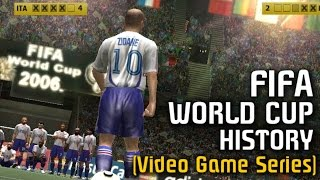 Video FIFA WORLD CUP HISTORY (US Gold & EA Sports Video Game Series) 1994-2014 download MP3, 3GP, MP4, WEBM, AVI, FLV Juni 2017