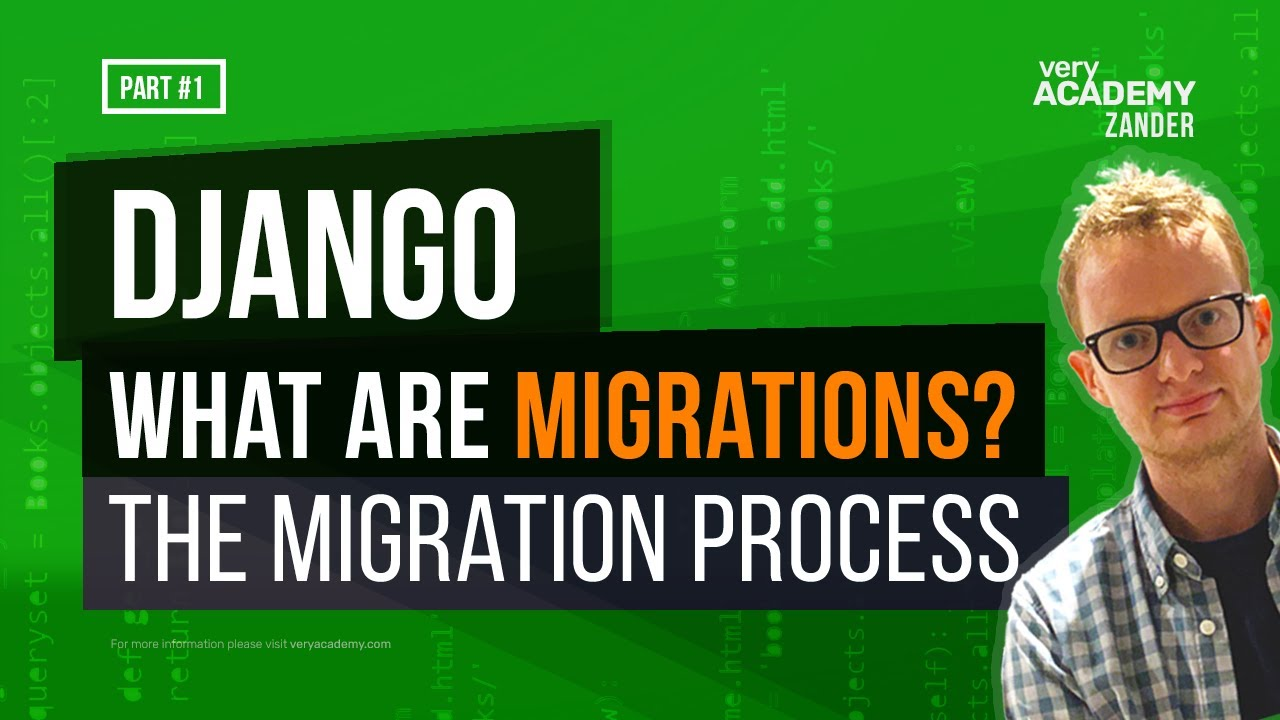 Introduction to migrations and the Django database