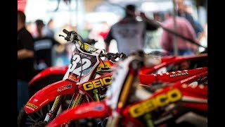 At the opening round of Monster Energy AMA Supercross, an FIM World...