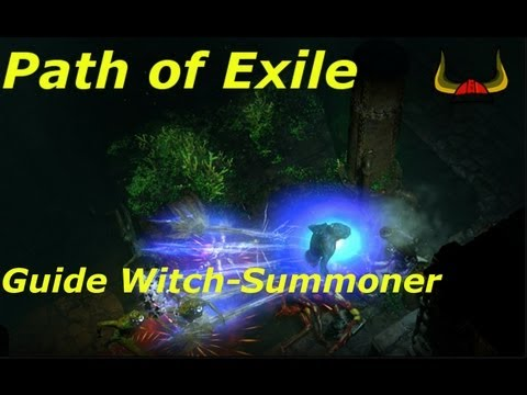 Poe Endgame Witch Build