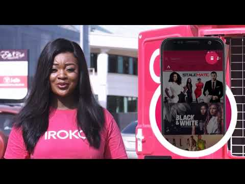The Iroko Tv App  – Movies, TV Shows, and Fiction