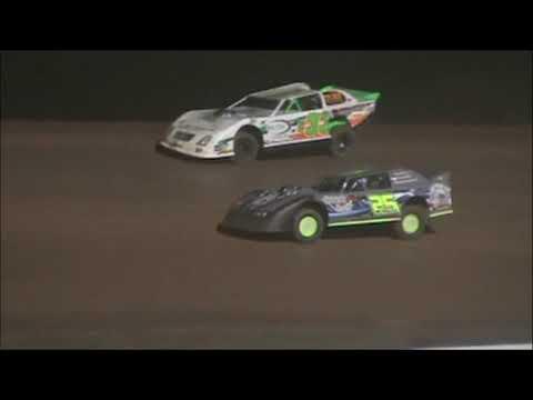 Brett McDonald Feature Lernerville Speedway 8/24/18