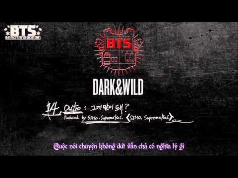 [BangTanSodamn][Vietsub] Outro: Does That Even Make Sense? - BTS (Bangtan Boys)